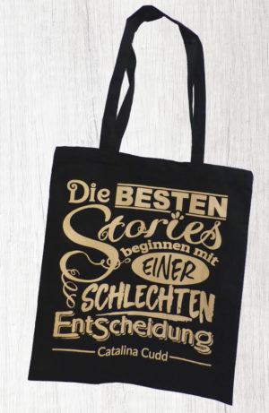 Kayenne Verlag Büchertasche