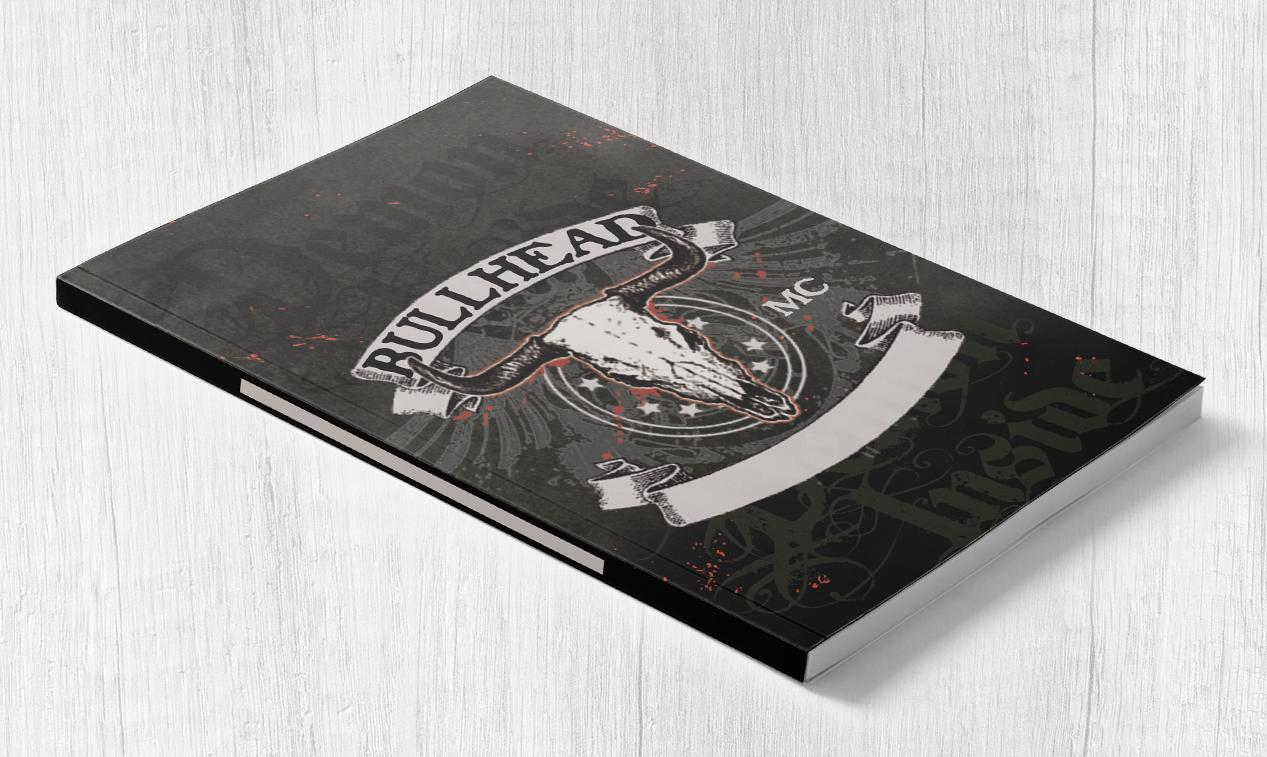 Kayenne Verlag Bullhead Series Notizbuch