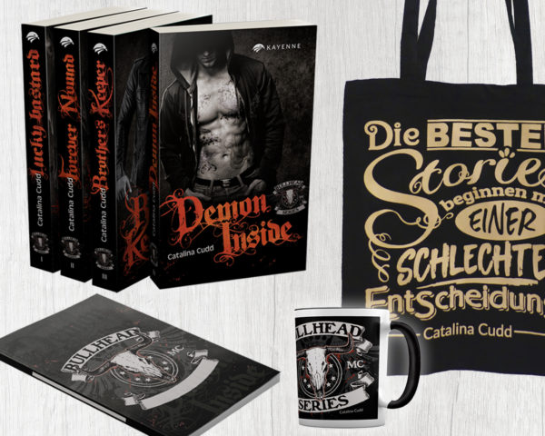 Kayenne Verlag Bullhead Series Set
