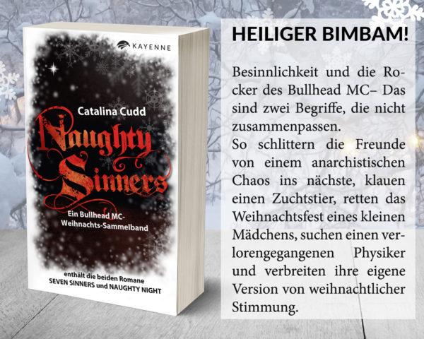 Kayenne Verlag Naughty Sinners Teaser Inhalt