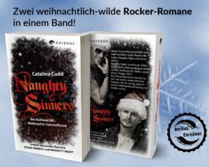 Kayenne Verlag Naughty Sinners Teaser Slogan