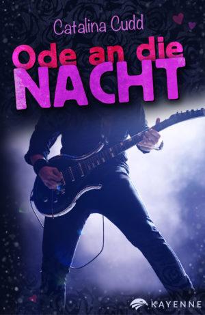 Kayenne Verlag Ode an die Nacht - alte Ausgabe