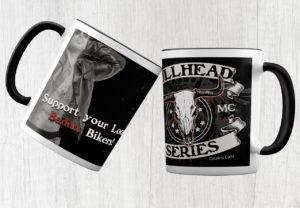 Kayenne Verlag Tasse Bullhead Series Support