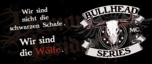 Kayenne Verlag Tasse Bullhead Series Wolf Motiv