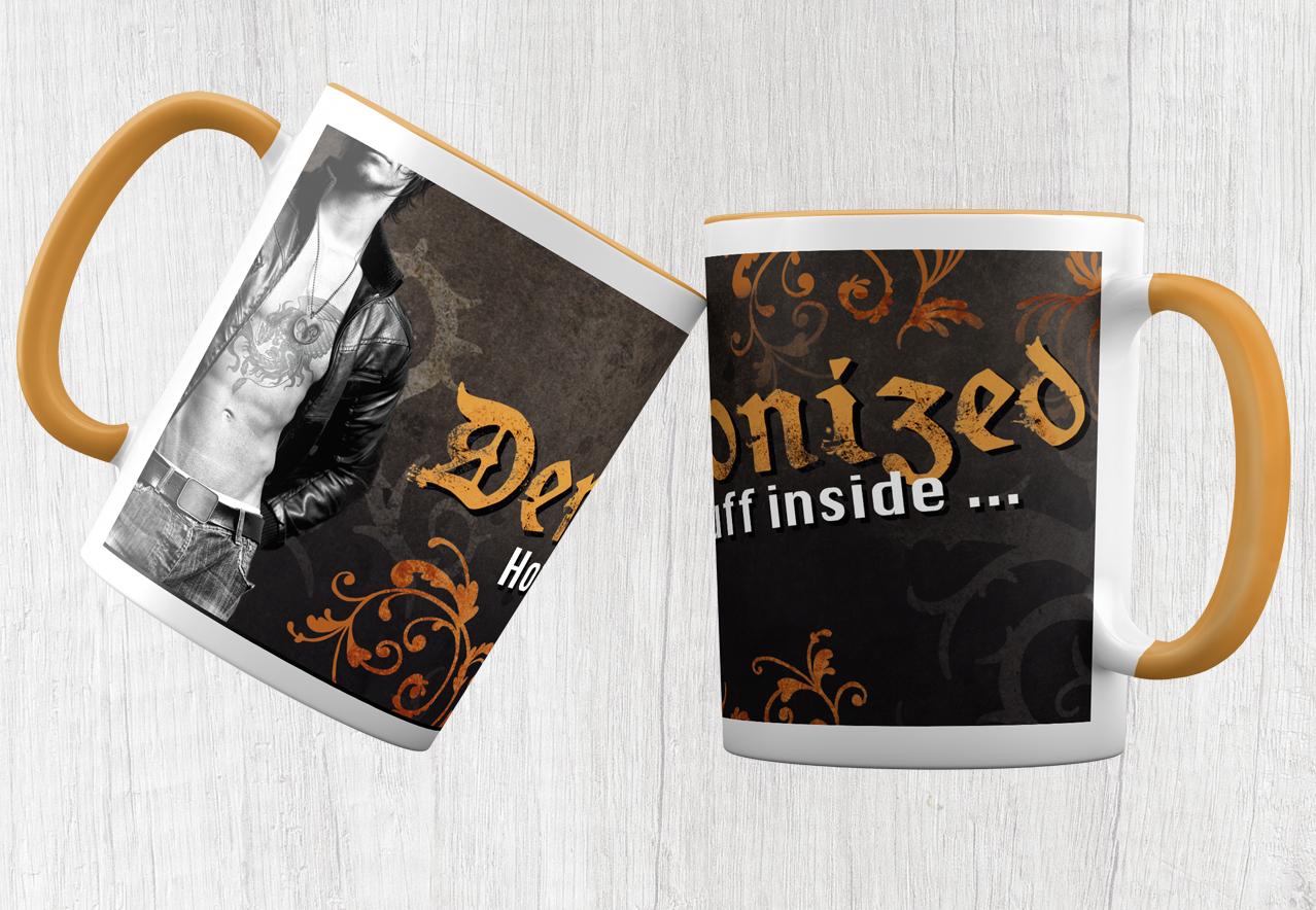 Kayenne Verlag Tasse Demonized