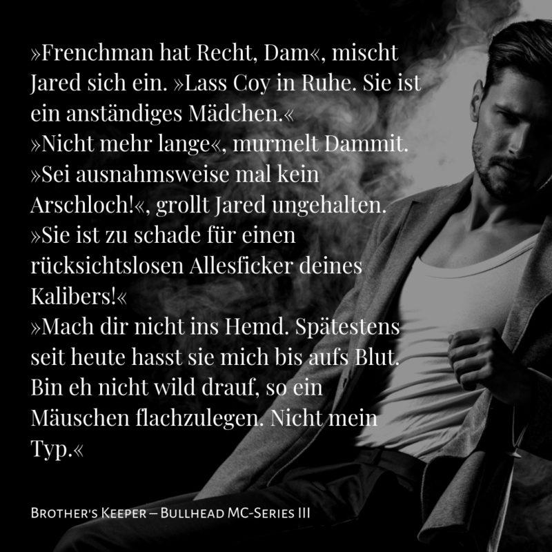 Kayenne Verlag Bullhead Series - Brothers Keeper Teaser