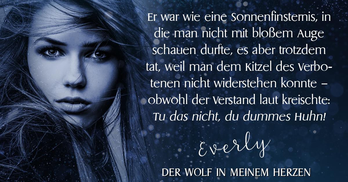 Kayenne Verlag Der Wolf in meinem Herzen Teaser