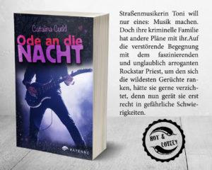 Kayenne Verlag Ode an die Nacht - alte Ausgabe Teaser Inhalt